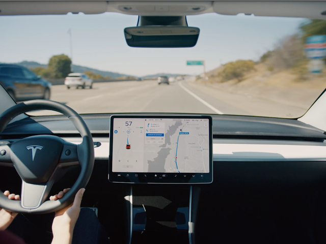 Even Tesla Seems to Be Getting Real About Self-Driving Car Tech in 2019