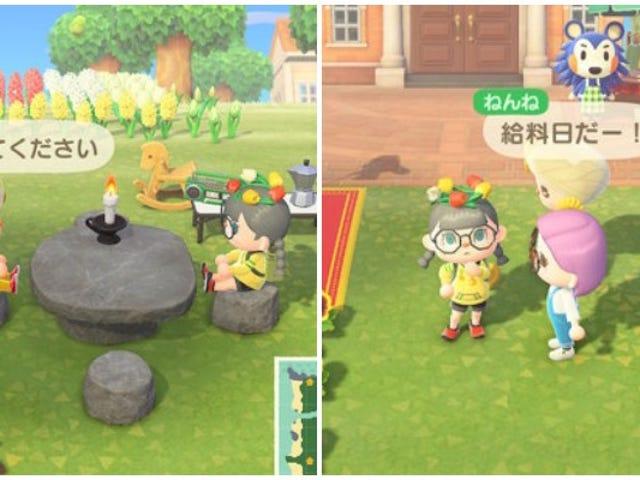 Die Vor- und Nachteile der Verwendung von Animal Crossing: Neue Horizonte für die Telearbeit