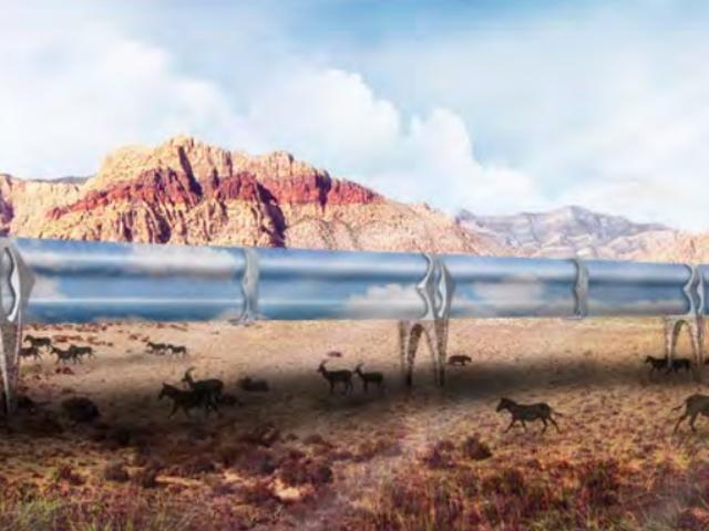 Hyperloop, Malları Taşımanın Mükemmel Yolu - İnsan Değil