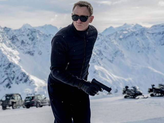 We've Seen The First Spectre Footage And Know What's Happened To Bond