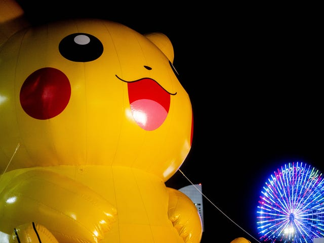 In Photos:2,000 Dancing Pikachus(and theirファンs)Take Over Yokohama、Japan