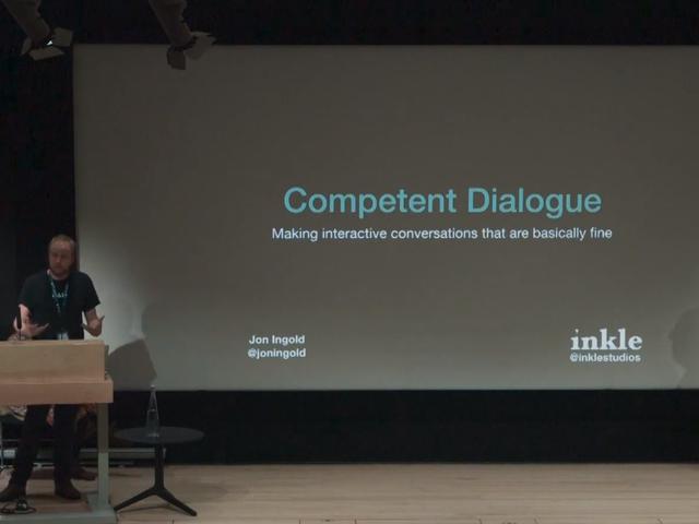 Developer Shows How To Write Good Game Dialogue Using<i>Blade Runner</i>