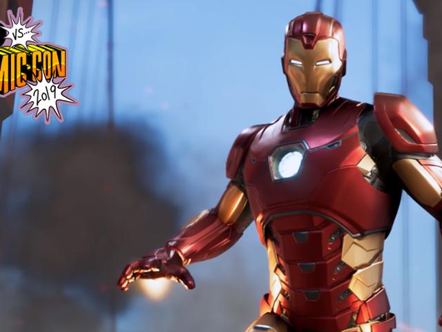 Allt vi lärde oss om det nya Avengers-spelet på Comic-Con-panelen på Marvel Games