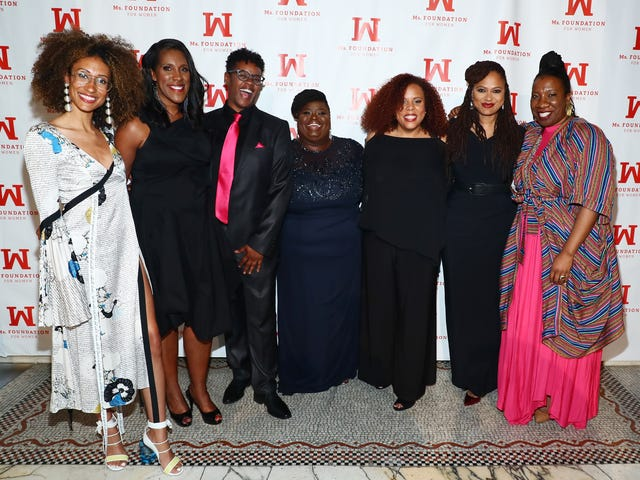 It Was a Glorious Night for #BlackGirlMagic at the Ms. Foundation Gloria Awards