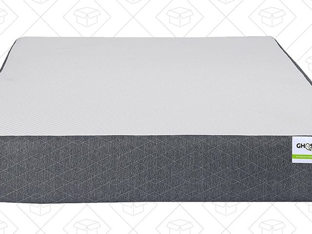 Get Yourself a Mattress In a Box For About 30% Less Than Usual, Today Only
