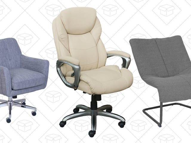 Upgrade Your Office With Furniture You'll Actually Want to Use