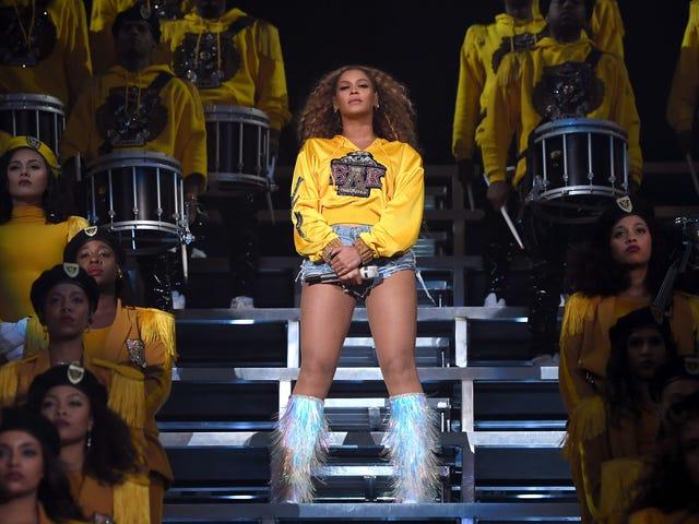 Beyoncé przyjeżdża do Netflix z nowym dokumentem zatytułowanym ΗΘΜΣCΘΜΙΝG