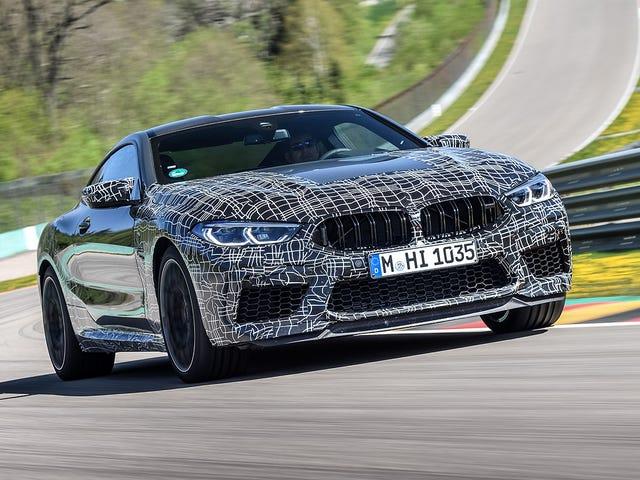 Ang mga BMW M Cars ay Makakakuha ng On-the-Fly Adjustable Braking