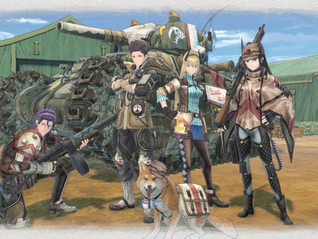Valkyria Chronicles 4 Gives Away All Its DLC For Free