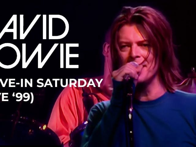 Track: Drive-In Saturday (Live) | Artist: David Bowie | Album: Something In The Air