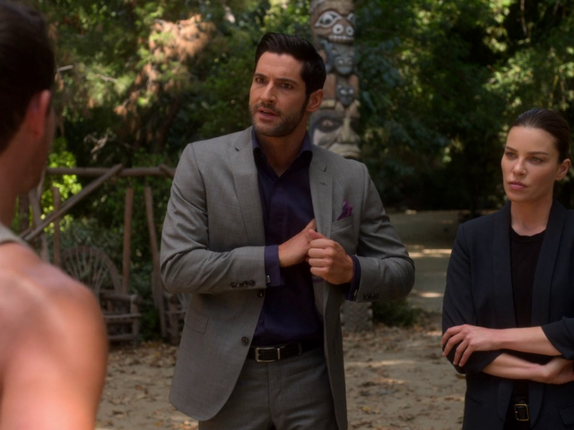 Lucifer reveals Chloe's true state of mind, as well as a new villain's divine plan