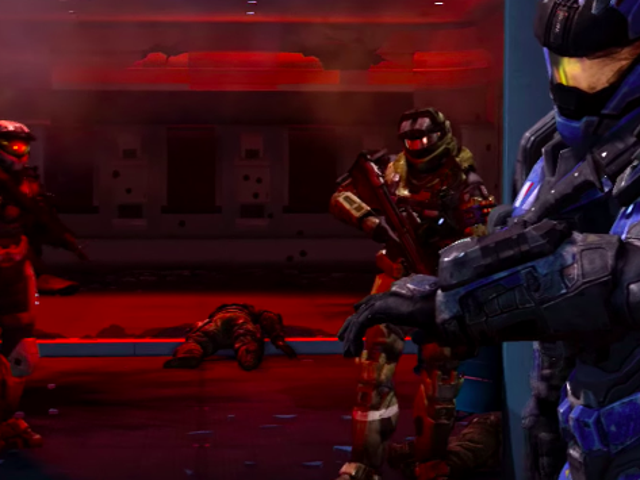 Halo: Reach Players Spent Seven Years Trying To Get Into A Cutscene Room