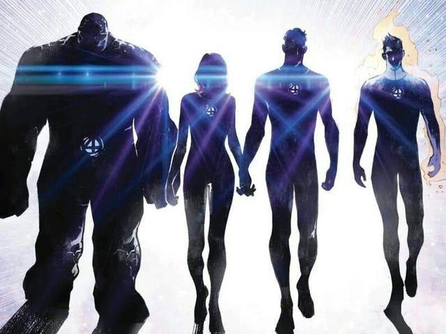 Fancasting the Fantastic Four (novamente)