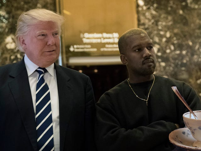 Kanye West, Candace Owens and the Conservative Sunken Place