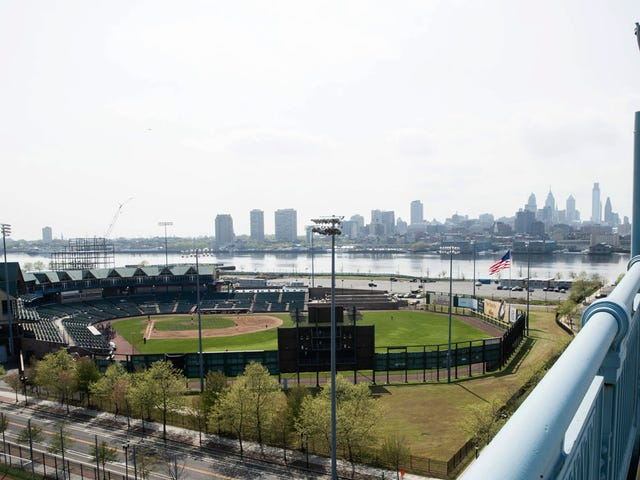 They're Going To Demolish This Gorgeous Baseball Stadium