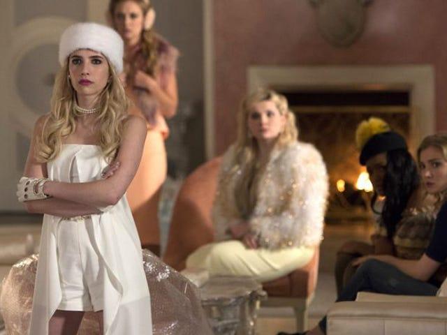 """Scream Queens blir meta som helvete med noen """"Ghost Stories"""""""