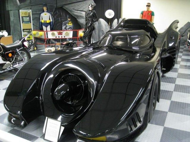 Best looking Batmobile