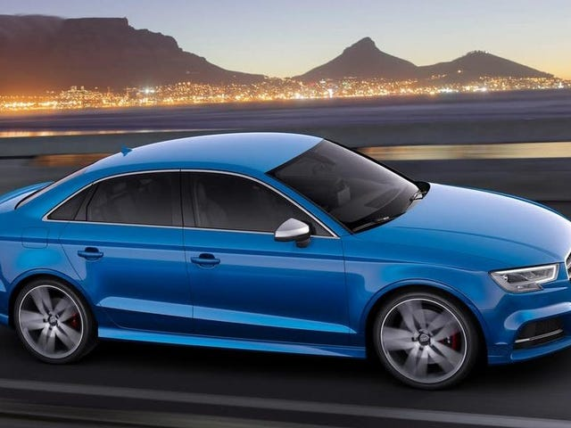 Den sista upplagan av Audi A3 2020 är inte den sista A3, ord är inte viktiga