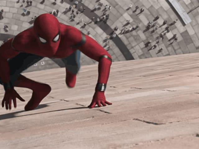 El primer tráiler de Spider-Man: Homecoming ya está aquí y es simplemente perfecto