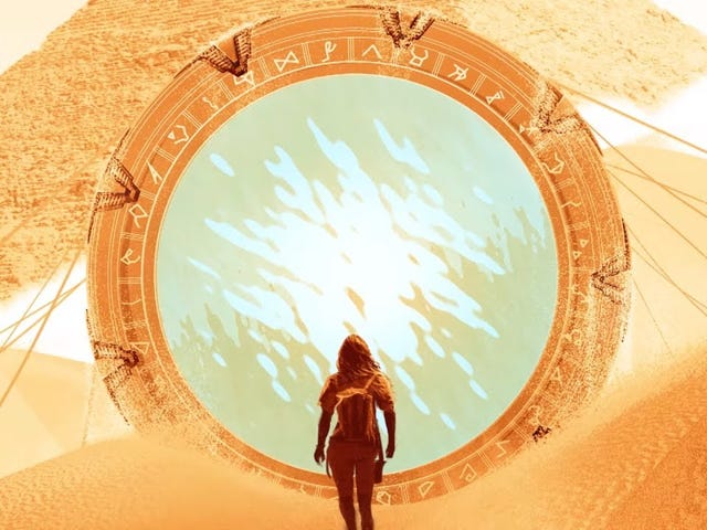 MGM announces new Stargate show!