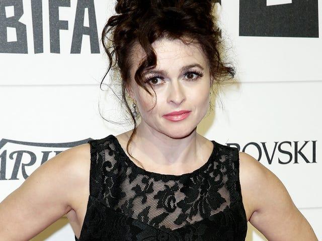 Helena Bonham Carter siger Harvey Weinstein kunne være 'oprørende' på sæt