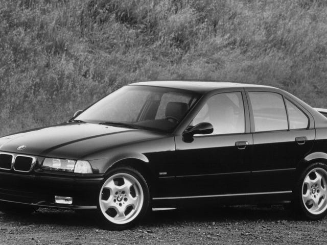 The BMW E36 M3 Might Be The Best M3