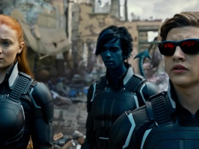 Canadian Prime Minister Justin Trudeau Just Met the Cast of X-Men: Dark Phoenix