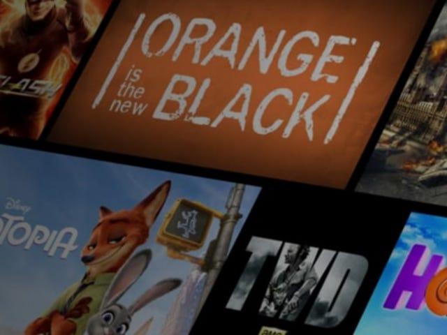 """नेटफ्लिक्स ने अमेज़ॅन प्राइम और एचबीओ नाउ कंबाइंड की तुलना में अधिक """"प्रमाणित ताजा"""" फिल्में बनाई हैं"""