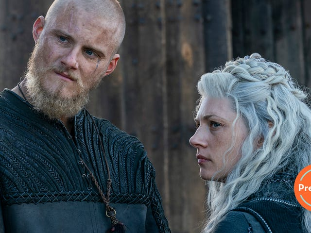 Vikings' sixth season has a new king, new villain, and familiar problems