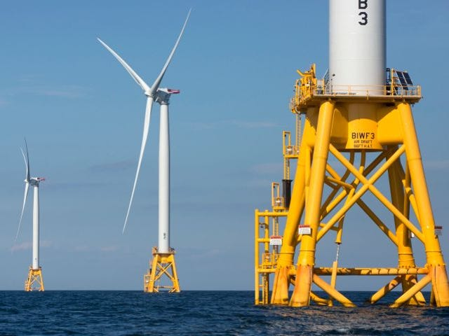 America's Largest Offshore Wind Farm Just Got Approved