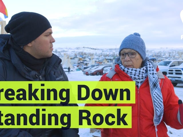 The Fight at Standing Rock