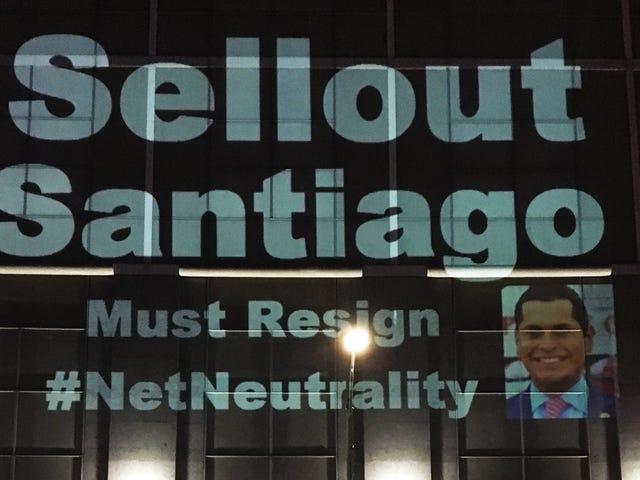 CaliforniaLawmaker Under Fire for Weakening State Net Neutrality Bill