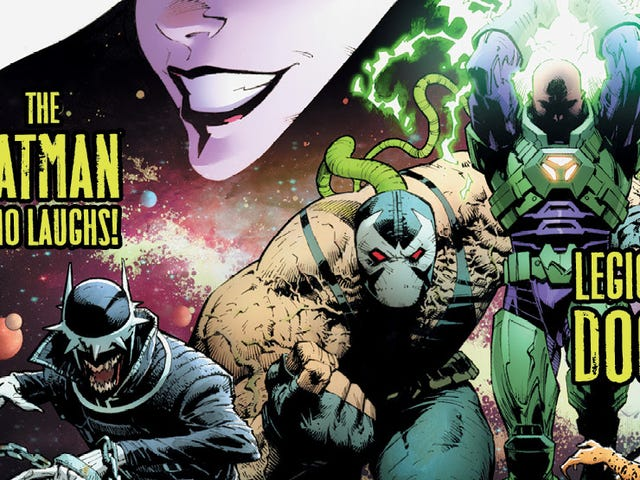 DC's Year Of The Villain attempts to cohere a fractured superhero universe
