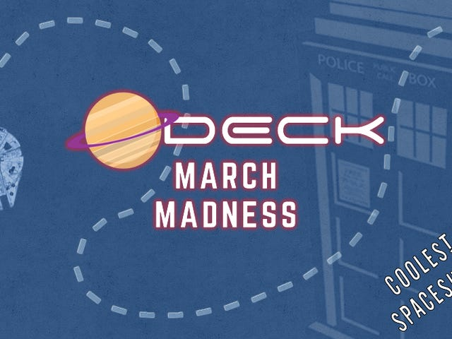 O-Deck March Madness Championship Round: Coolest Spaceships