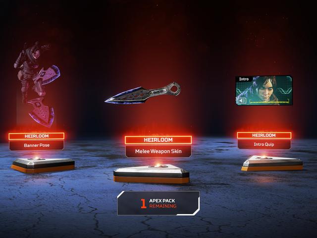 """Apex Legends Player a dépensé 500 $ pour déverrouiller un objet rare, ce qui lui a valu """"ça ne valait pas la peine"""""""