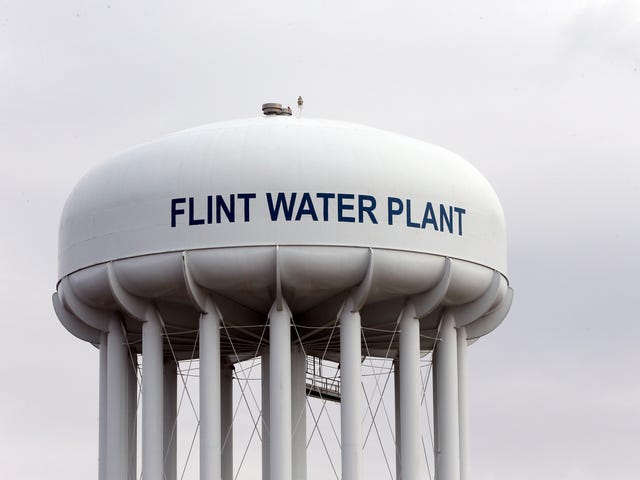 Flint Receives $77 Million to Fund Water Infrastructure Improvements