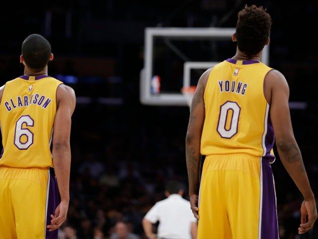 Laporan: Lakers Menyiasat Tuduhan Keganasan Seksual terhadap Nick Young Dan Jordan Clarkson (UPDATED)
