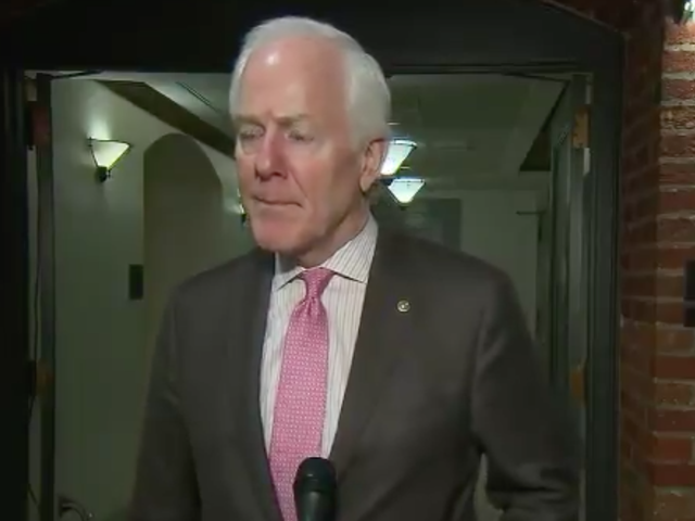 John Cornyn Blaming Coronavirus on Chinese 'Culture' Is Only the 3rd Most Racist Thing a Republican Said Today