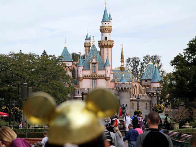 La policía de Disneyland lleva años espiando teléfonos móviles con tecnéía deitar