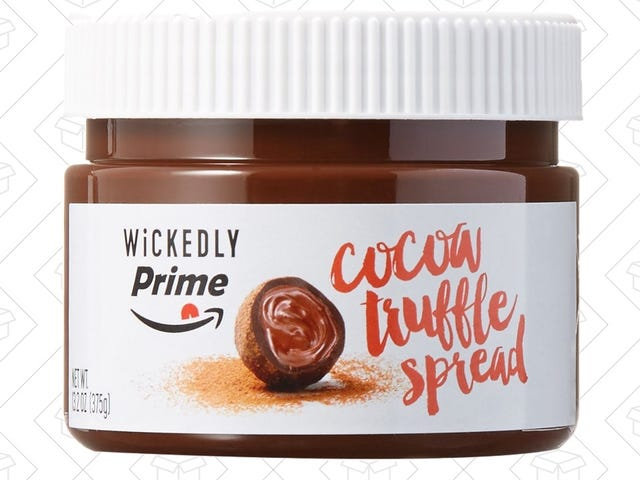 Amazon, Fearing Neither God Nor Man, Takes On Nutella