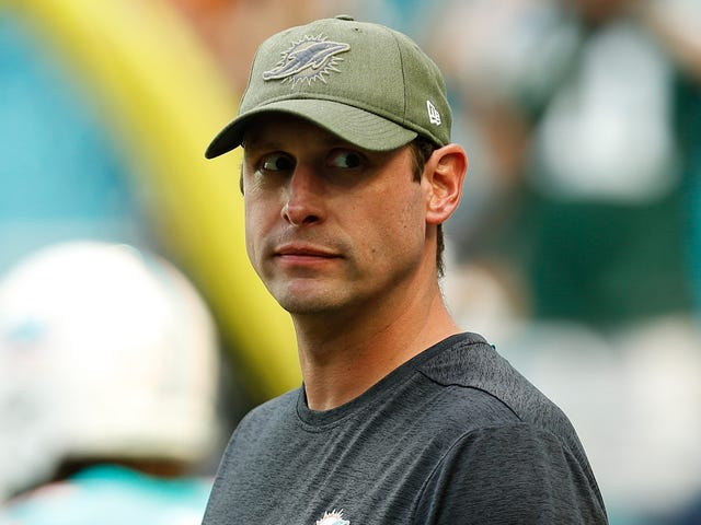 Jets Hire Adam Gase In Hopes Of Going 7-9