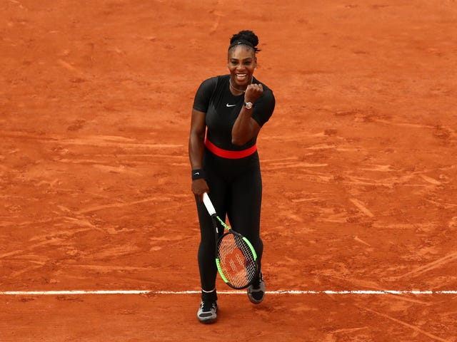 It's On! Serena's Cleared to Wear Catsuits on the Court—Everywhere but at the French Open