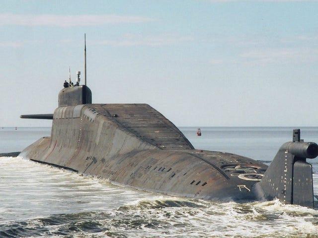 Rusia perdió un misil nuclear en el mar y ahora va a intentar pescarlo