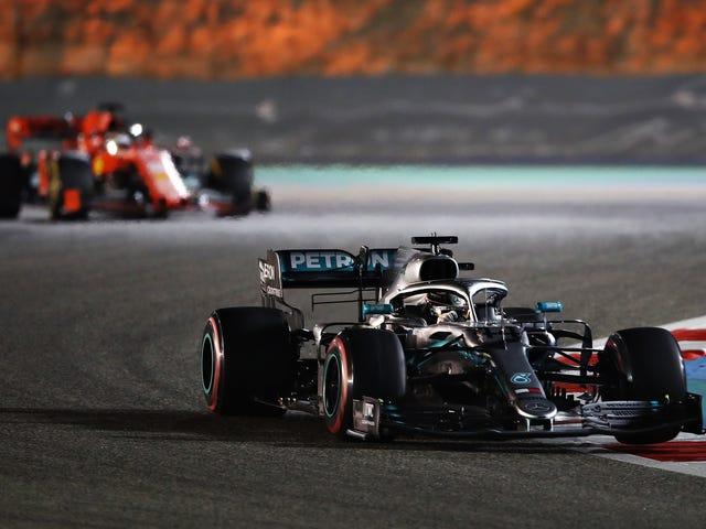 F1 Thinking Passing Bisa Meningkat 50% di Beberapa Balapan Tahun Ini Dengan Aturan Aero Baru