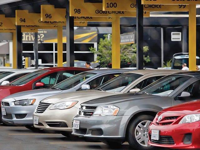 I really hate car rental companies