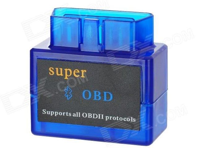 Khuyến nghị Bluetooth OBD2?