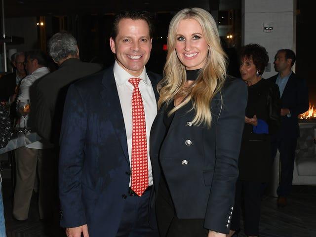 La esposa de Anthony Scaramucci supuestamente se une a las amas de casa reales