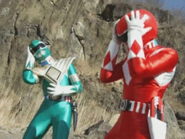Lionsgate haluaa tehdä jopa seitsemän elokuvaa Power Rangersista