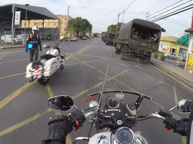 Random Videos YouTube Recommends To Me Based On My Viewing History 8 (Brazilian Military Police Convoy Escorts Edition)