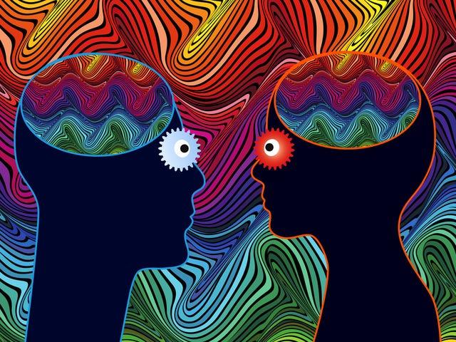 LSD kan knoeien met de taalcentra in je brein